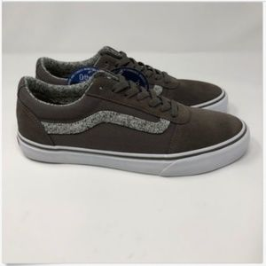 Vans Shoes - Vans Mens 9 Shoes Ortholite Ward Deluxe Hygge Gray 605a77890
